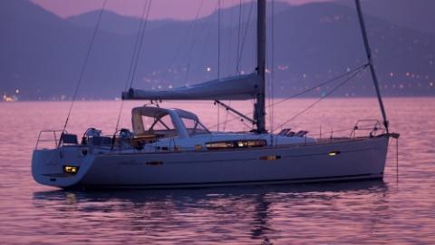 Beneteau Oceanis 58 charter